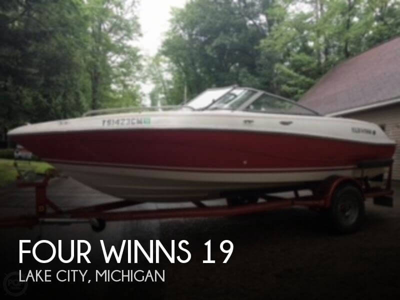 Used Four Winns 19 Boats For Sale by owner | 2004 Four Winns 19