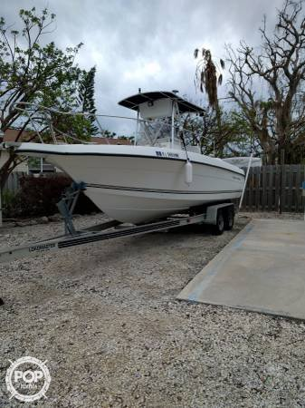 Fish Hawk 24, 24', for sale - $17,500