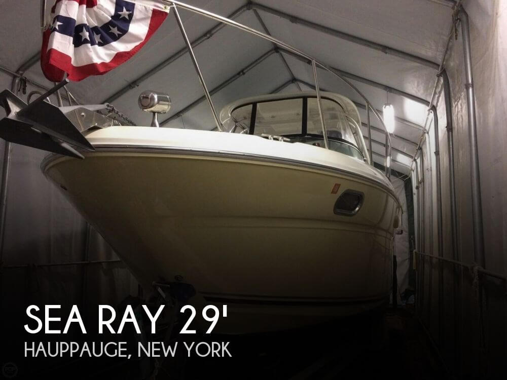 Used Sea Ray Boats For Sale in New York by owner | 2008 Sea Ray 290 Amberjack