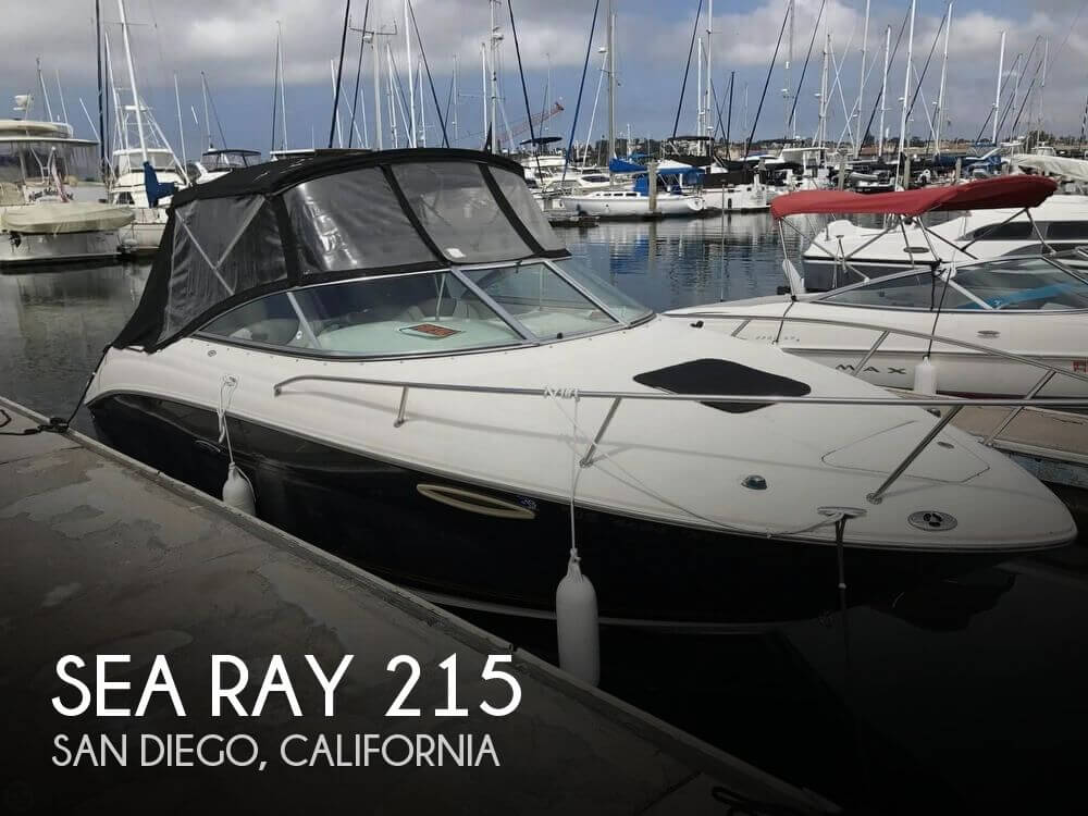 Used Sea Ray 22 Boats For Sale by owner | 2006 Sea Ray 22