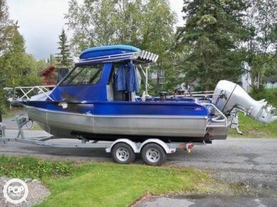 Stabicraft 759 Supercab S, 27', for sale - $94,500