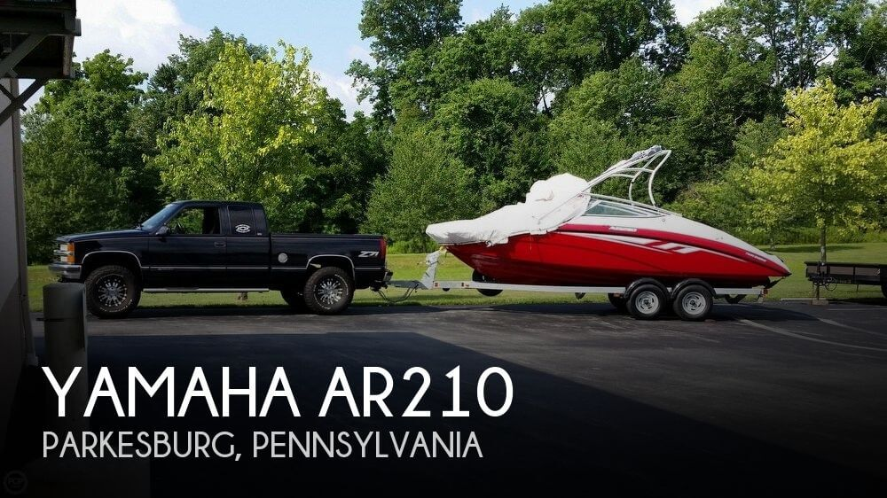 Used Boats For Sale in Allentown, Pennsylvania by owner | 2015 Yamaha 21