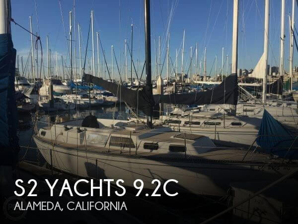 Used Sailboats For Sale in Santa Cruz, California by owner | 1982 S2 Yachts 30