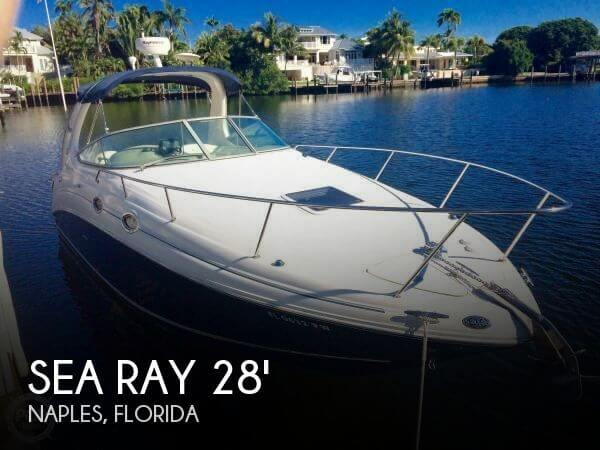 Used Sea Ray 32 Boats For Sale by owner | 2005 Sea Ray 32