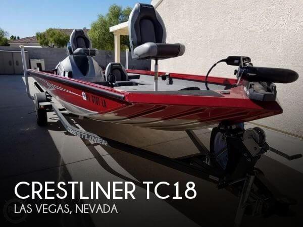 Used Crest Boats For Sale by owner | 2015 Crestliner 18