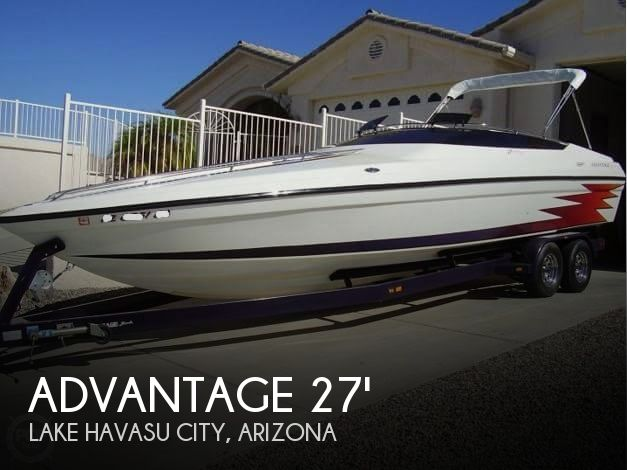Used Advantage Boats For Sale by owner | 1999 Advantage 27