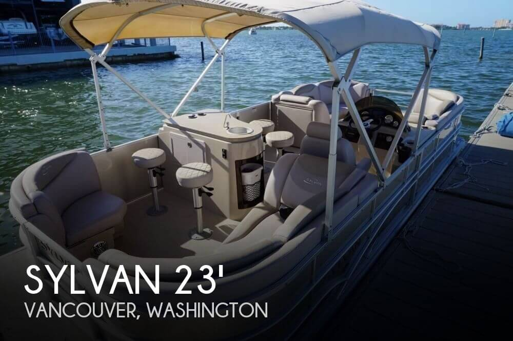 2014 SYLVAN 23 for sale