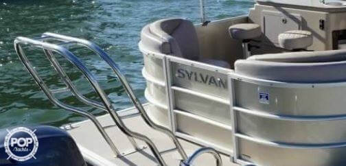 2014 Sylvan boat for sale, model of the boat is Mirage 8522 LZ PB & Image # 9 of 10