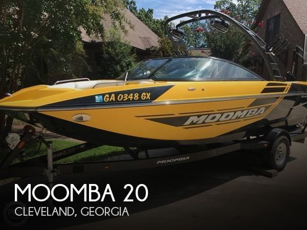 Used Moomba Boats For Sale in Georgia by owner | 2014 Moomba 20