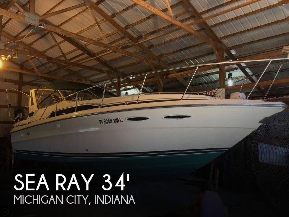 Used Sea Ray 34 Boats For Sale by owner | 1986 Sea Ray 34