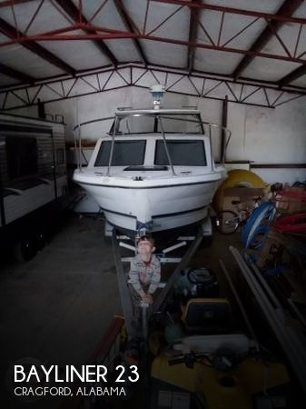 Used Bayliner 23 Boats For Sale by owner | 1999 Bayliner 23