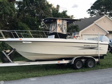 Hydra-Sports 230 CC, 23', for sale - $26,500