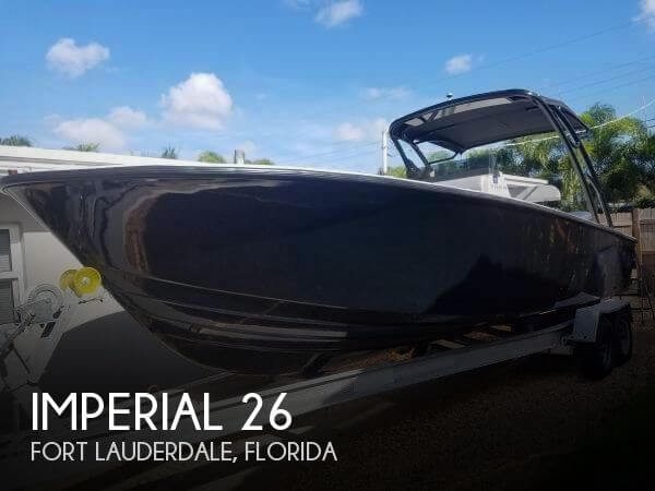 Used Imperial Boats For Sale by owner | 1992 Imperial 26