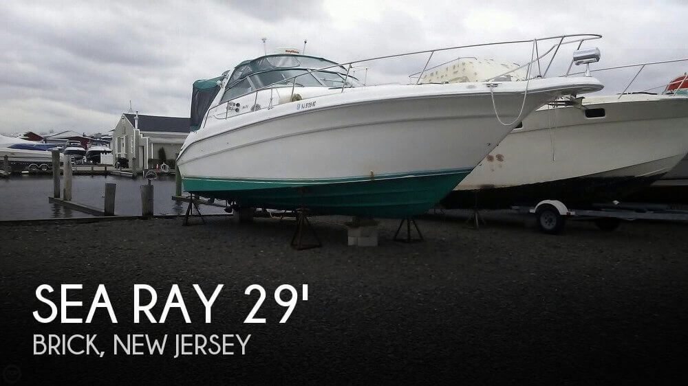 Used Sea Ray 32 Boats For Sale by owner | 1995 Sea Ray 32
