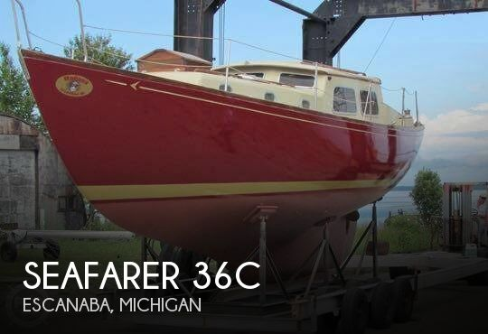 Used Sailboats For Sale in Michigan by owner | 1965 Seafarer 36