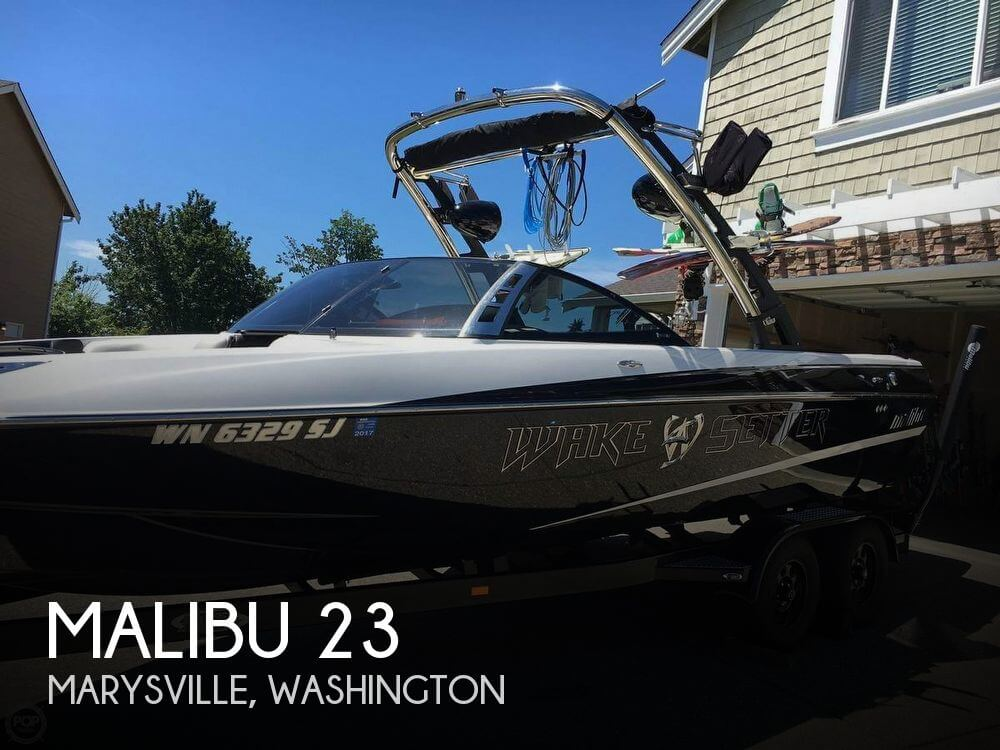 Used MALIBU Boats For Sale in Washington by owner | 2012 Malibu 23