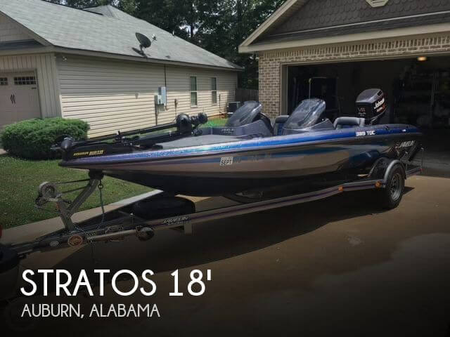 Used Boats For Sale in Columbus, Georgia by owner | 1991 Stratos 20