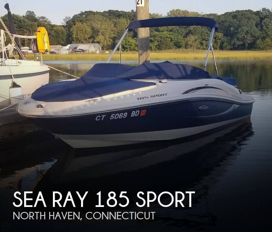 2009 SEA RAY 185 SPORT for sale