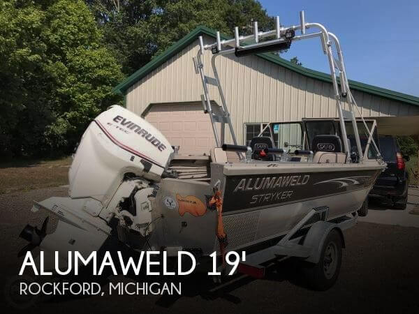 Used Boats For Sale in Grand Rapids, Michigan by owner | 2004 Alumaweld 19