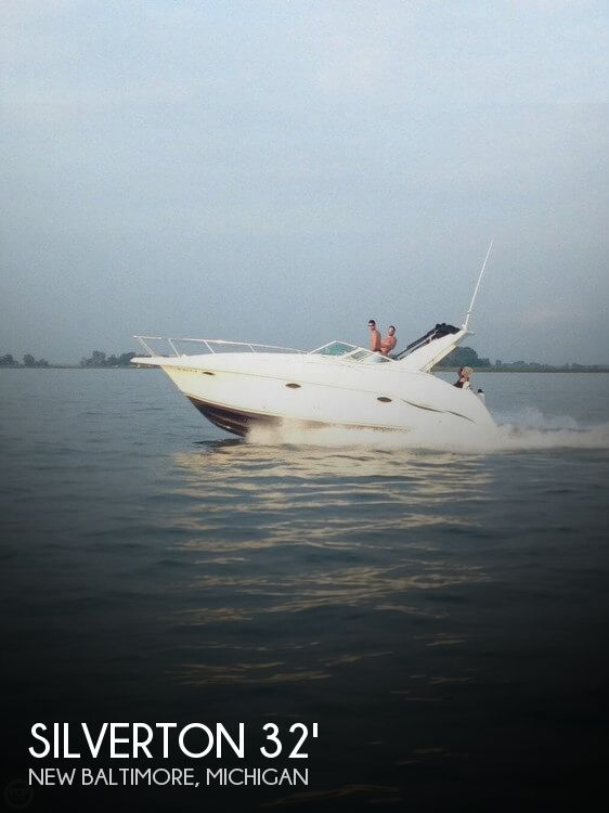 Used Silverton Boats For Sale in Michigan by owner | 1997 Silverton 32