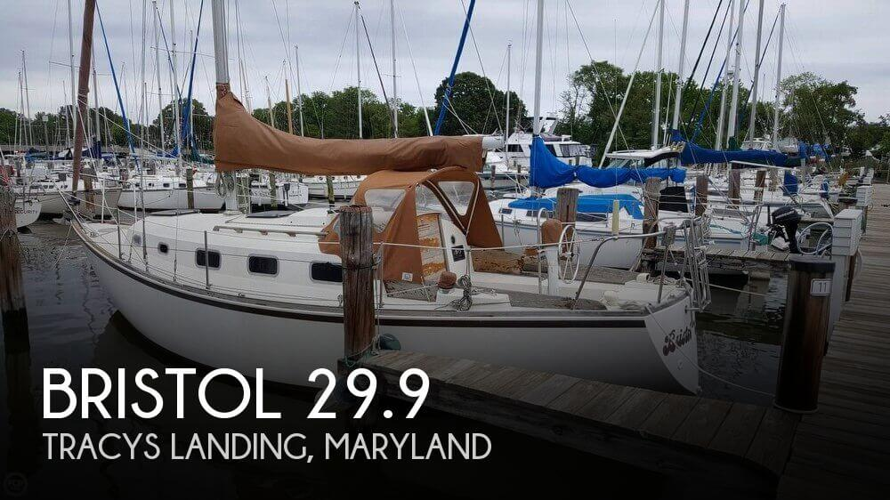 Used Bristol Boats For Sale by owner | 1980 Bristol 29