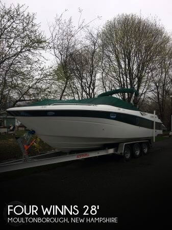 Used Four Winns 28 Boats For Sale by owner   2004 Four Winns 28
