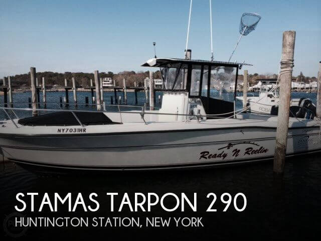 Used Stamas Boats For Sale by owner | 1995 Stamas 30