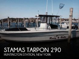 1995 Stamas Tarpon 290