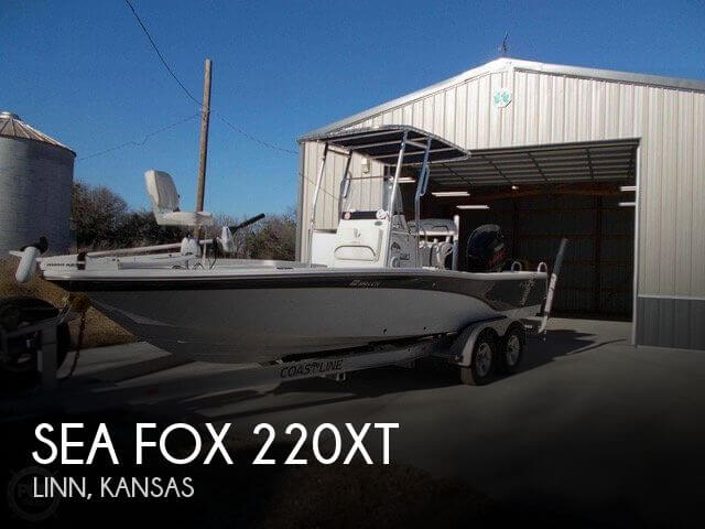 Used Boats For Sale in Kansas by owner | 2011 Sea Fox 22