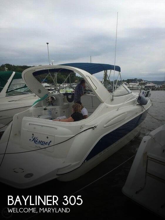 Used Bayliner Boats For Sale in Maryland by owner | 2005 Bayliner 31