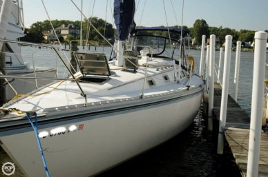 Hunter 34, 34', for sale - $23,500