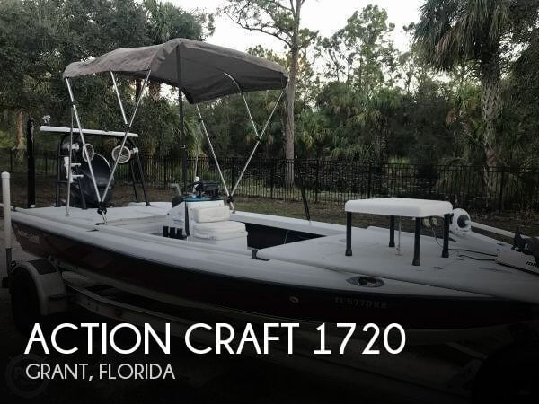 Used Action Craft Boats For Sale by owner | 1998 Action Craft 1720