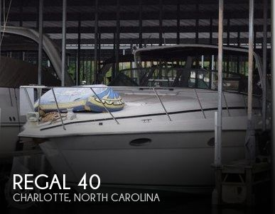 Used Boats For Sale in Hickory, North Carolina by owner | 1998 Regal 40
