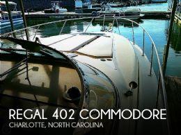 1998 Regal 402 Commodore