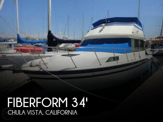Used Fiberform Boats For Sale by owner | 1978 Fiberform 34