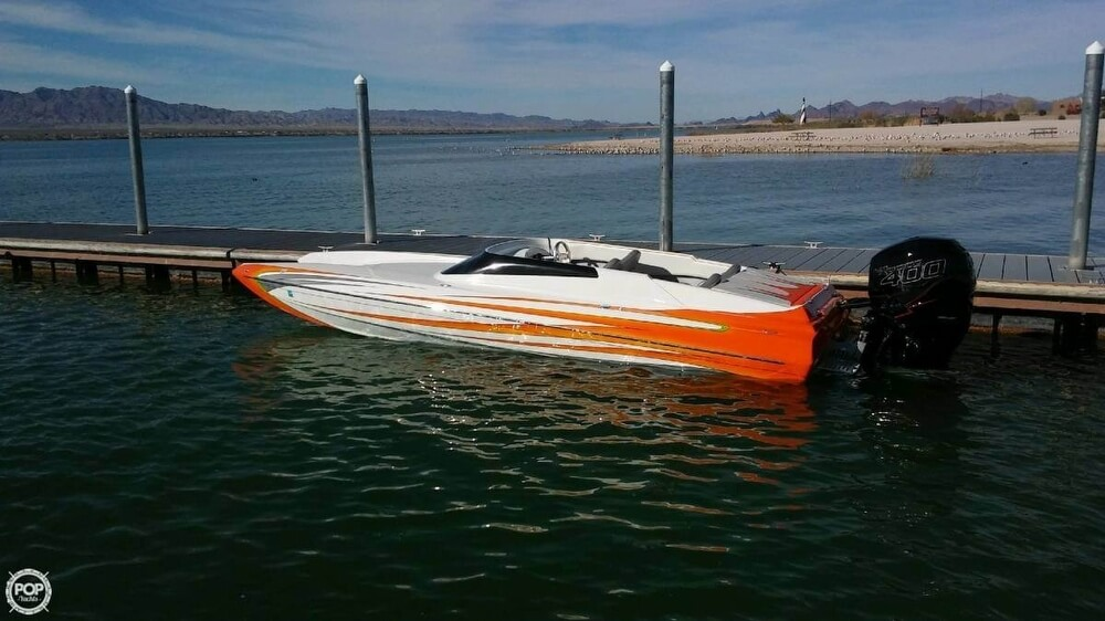 2015 Adrenaline boat for sale, model of the boat is Assault CAT 22 XL & Image # 2 of 40