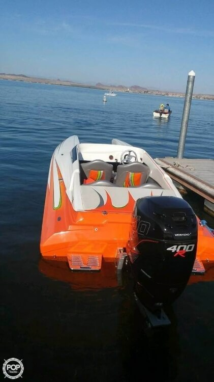 2015 Adrenaline boat for sale, model of the boat is Assault CAT 22 XL & Image # 5 of 40
