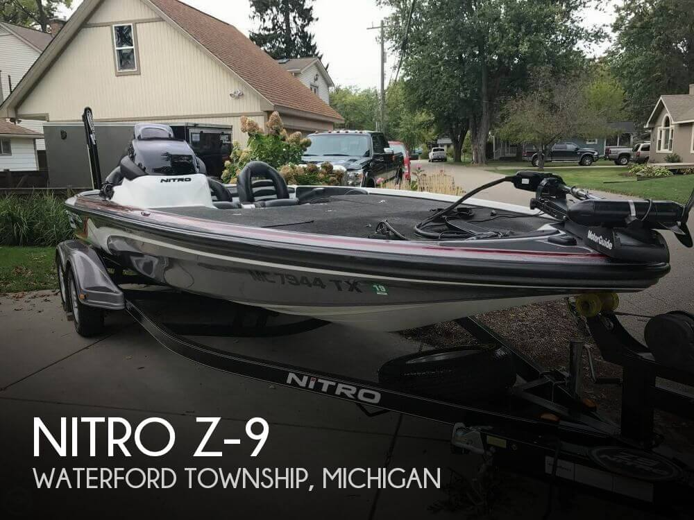 Used NITRO Boats For Sale by owner | 2010 Nitro 21