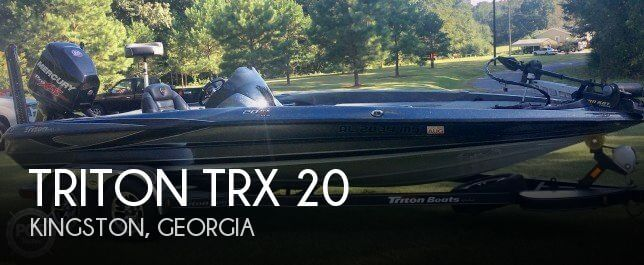 Used Ski Boats For Sale in Georgia by owner | 2015 Triton 20