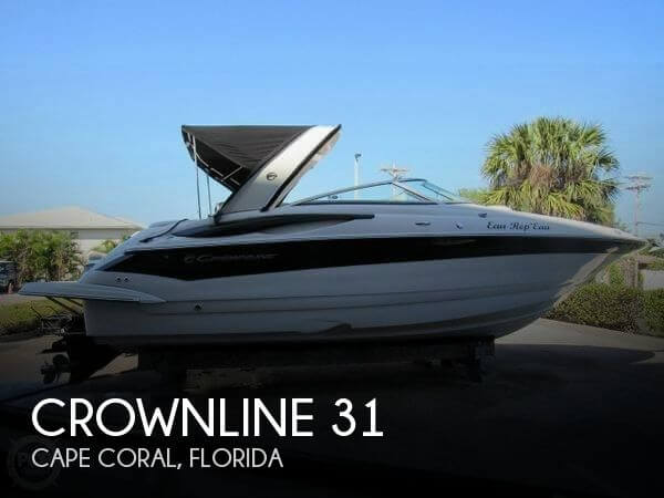 Used Crownline Boats For Sale by owner | 2008 Crownline 31