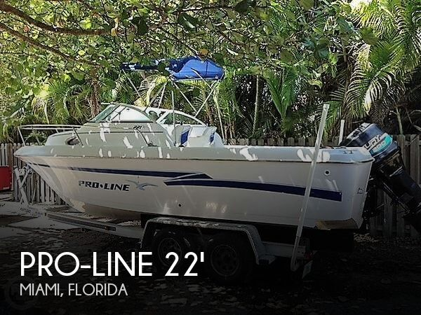 Used Ski Boats For Sale by owner | 1999 Pro-Line 22