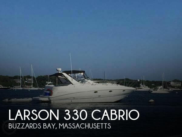 Used Larson Boats For Sale by owner   2001 Larson 33
