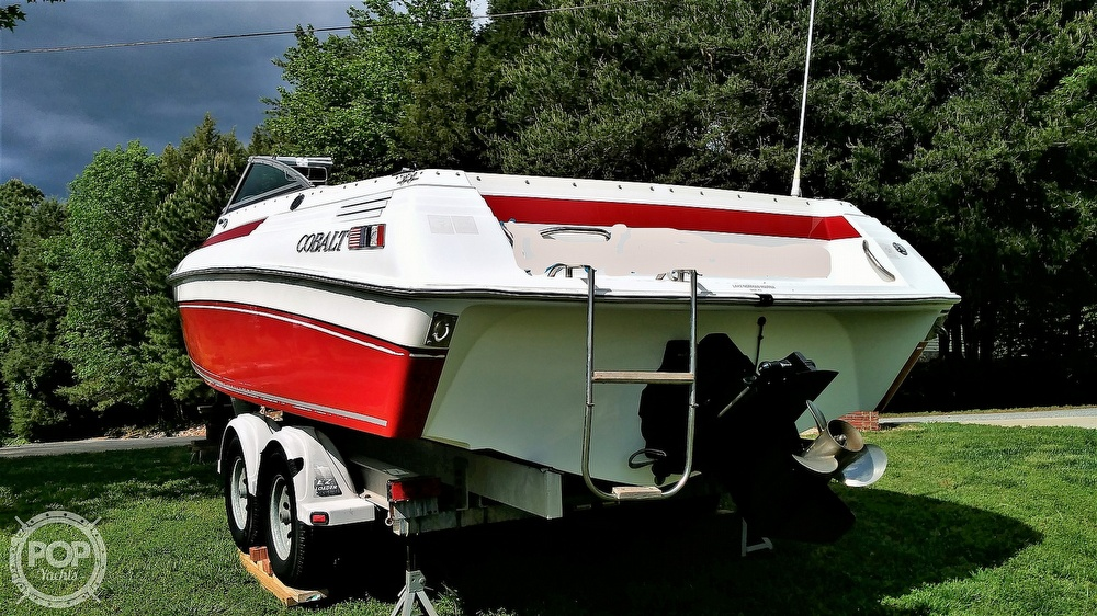 1990 Cobalt boat for sale, model of the boat is Condurre 252 & Image # 27 of 40