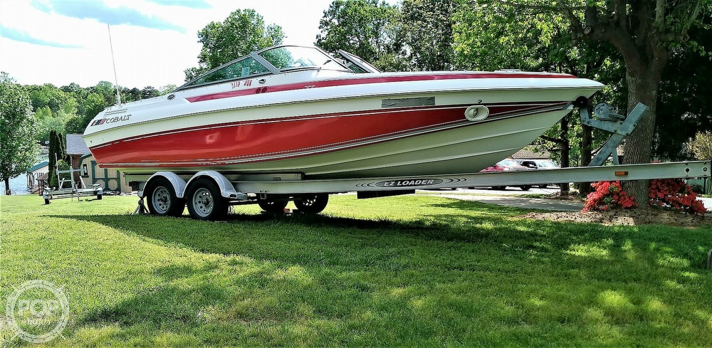 1990 Cobalt boat for sale, model of the boat is Condurre 252 & Image # 20 of 40