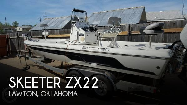 Used Boats For Sale in Oklahoma by owner | 2012 Skeeter 22