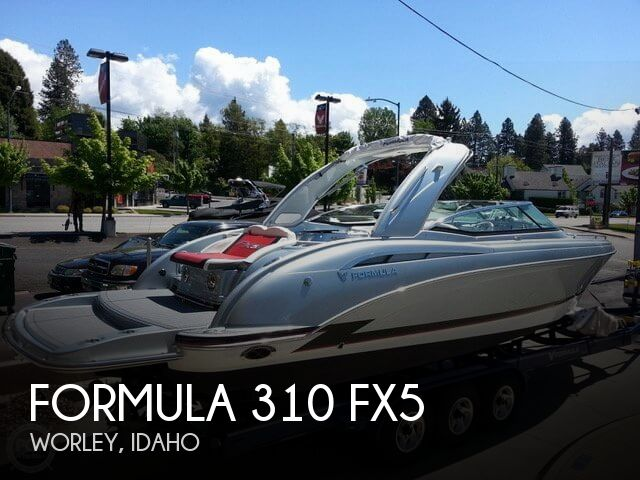Used Boats For Sale in Idaho by owner | 2012 Formula 31
