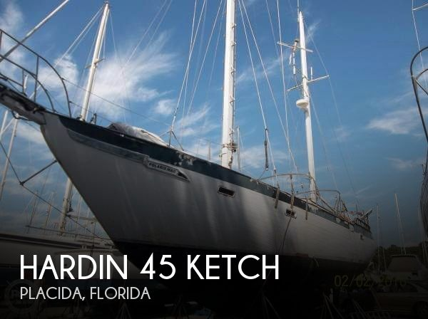 Used HARDIN Boats For Sale by owner | 1979 Hardin 45
