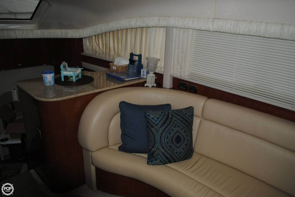 2004 Sea Ray boat for sale, model of the boat is 390 Motoryacht & Image # 3 of 40