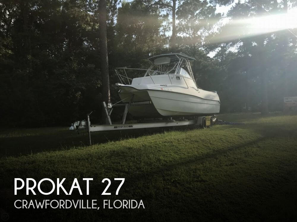 Used ProKat Boats For Sale by owner | 2000 ProKat 27
