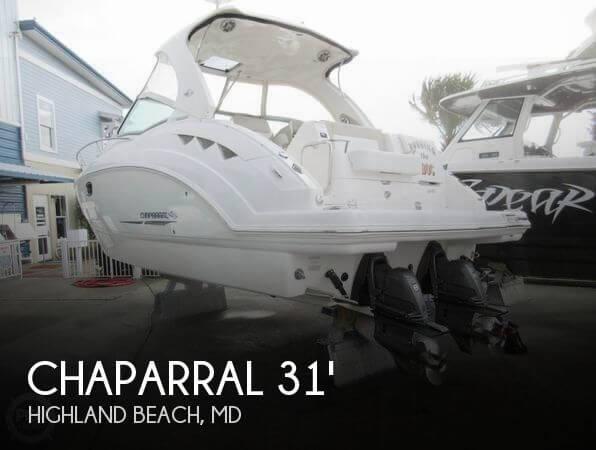 Used Chaparral Boats For Sale by owner | 2013 Chaparral 31